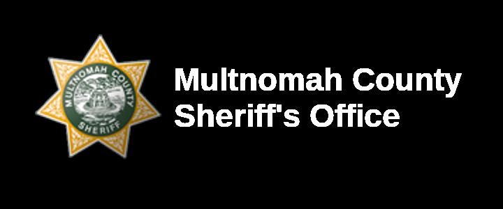 Multnomah County Sheriff's Office Portland
